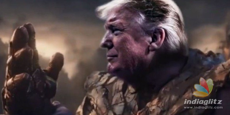 Thanos creator angry with Trump for using his character in politics