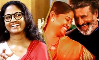 Rajini's mother? No way! Easwari Rao's candid interview on 'Kaala'!