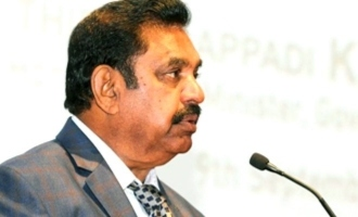 CM Edappadi Palanisamy thanks donors of CM corona relief fund!