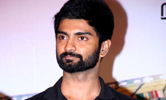 Atharvaa's long wait comes to an end