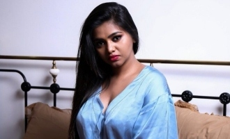 Tamil actress does hot bedroom photoshoot