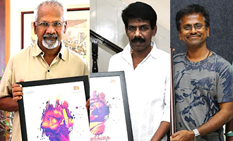 Echarikkai Idhu Manithargal Nadamadum Idam  First look Launch Stills and Posters