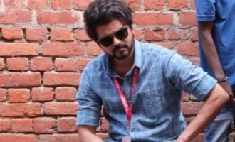 Thalapathy Vijay back as student picture goes viral