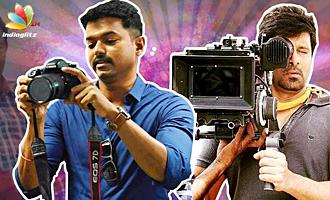 Vijay & Vikram's Unique Skills : Cinematographer Ekambaram Interview