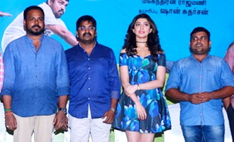 'Enakku Vaaitha Adimaigal' Press Meet