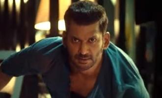 "Vishal – Arya duo's astonishing ""Enemy"" teaser is here!"