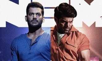"""""""One who accepts the pain can win it"""" - Vishal & Arya starrer 'Enemy' trailer is exhilarating!"""