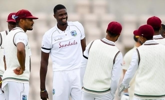 West Indies wins the first international cricket match after corona lockdown!