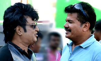 Red Hot! Shankar promises a '2.0' Vinayaka Chathurthi treat