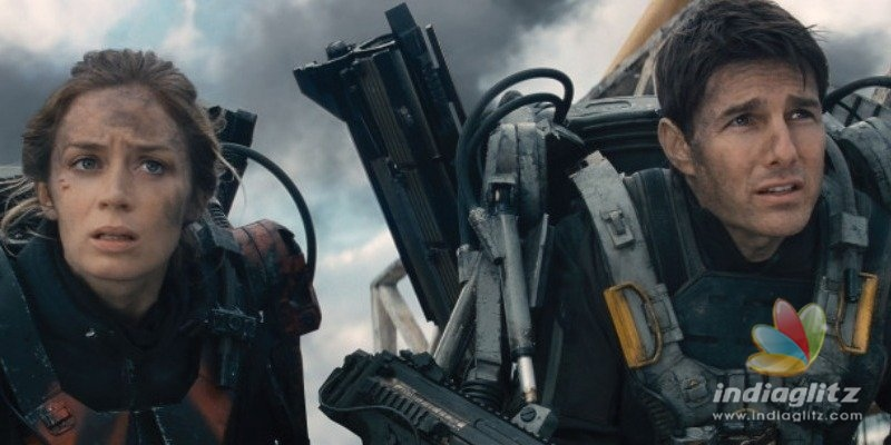Emily Blunt hopes for Edge of Tomorrow sequel with Tom Cruise