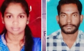 Husband murder wife near Erode