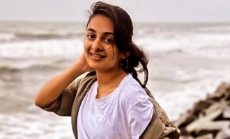 'Papanasam' girl Esther Anil posts viral pics from rocky beach and gets nostalgic