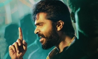 Simbu announced Easwaran first single release date
