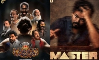 'Master' and 'Cobra' producer gives status report on all their production ventures