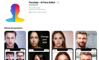 Latest Trend FaceApp Poses Major Privacy Concerns