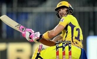 I received death threats: CSK batsman Faf du Plessis reveals horrific experience