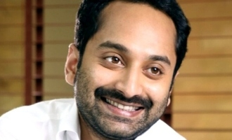 Popular Tamil director praises Fahadh Faasil!