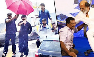 Rajinikanth to meet fans again - Kaala's Mumbai schedule over