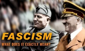 Fascism- what does it exactly mean?