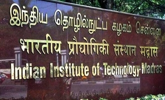 IIT Madras student names professor as cause of death in suicide note