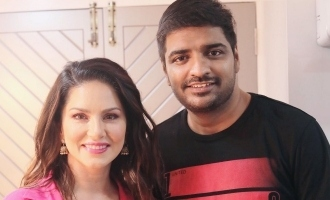 Sathish's emotional post about Sunny Leone