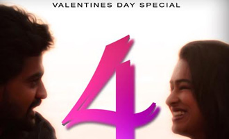 '4' Valentine's Day Special Video Song
