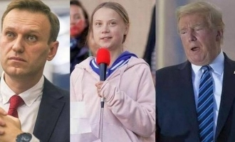 Greta Thunberg and Donald Trump among nominees for Nobel Peace Prize
