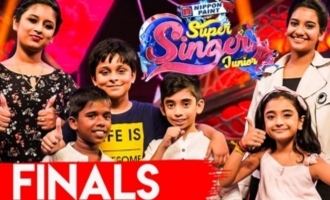 Super Singer Junior 6 Final Winner ? | Ahana, Hrithik & Poovaiyar