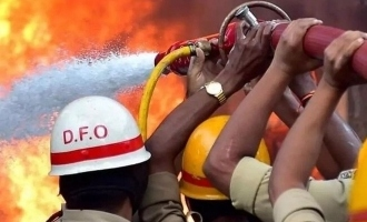 10 children died in a fire accident at Maharastra