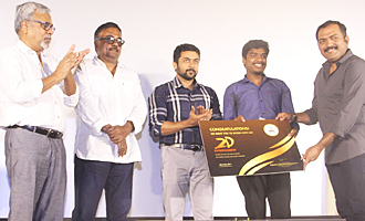 Movie Buff First Clap Awards Function