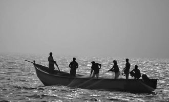 Lankan Navy arrests 8 Rameswaram fishermen
