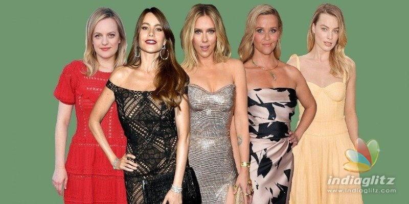 The Worlds Top Ten Highest Paid actresses of 2019 revealed