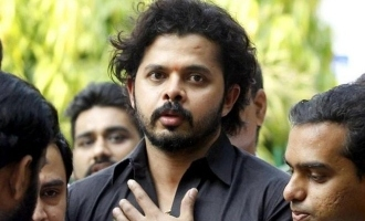 Sreesanth shares about his wife and children lucky escape from house fire