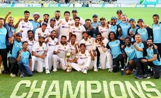 The Test series will be talked about for generations: Cricket Australia's open letter to BCCI