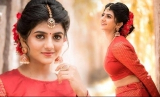 'Bigg Boss' Gabriella's latest traditional and ultramodern photos go viral