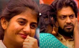 Rio Raj's wife Sruthi's emotional message to Gabriella after 'Bigg Boss 4' walk out