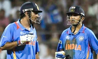 gautam gambhir blames ms dhoni for missing out century world cup 2011 97 reminder for century