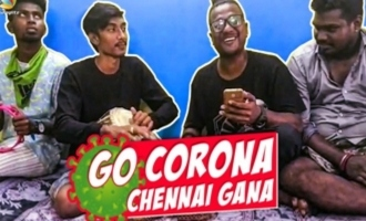 Corona kills poor people - Gaana Songs