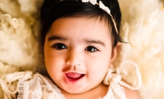 Bigg Boss Tamil contestant reveals first picture of baby girl