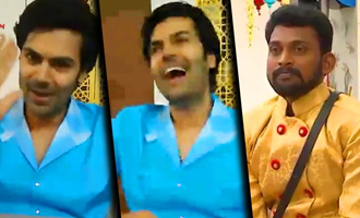 I apologized to Bharani : Ganesh Venkatraman interview after BIGG BOSS Tamil Finale