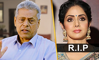 Sridevi is the Woman Superstar : Delhi Ganesh interview