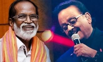 எஸ்பிபிக்கு பாரத ரத்னா விருது வழங்க முயற்சிப்பேன்: பிரபல இசையமைப்பாளர்!