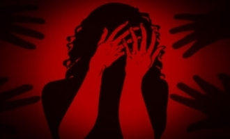 Woman gang-raped in front of disabled husband