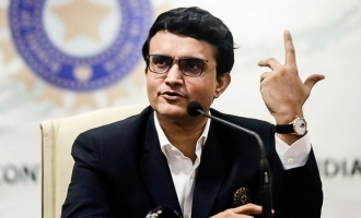 No cricket in India in the near future: Ganguly