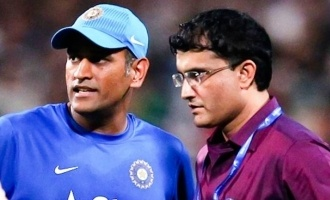 Ganguly on Dhoni's batting position!
