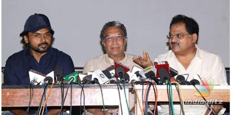Vishals stunning move for Nadigar Sangam elections!