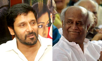 Vikram to follow Superstar Rajinikanth