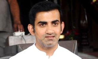 Will stop eating jalebis: Gautam Gambhir's outburst