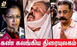 Gautami cries out in grief for Crazy Mohan
