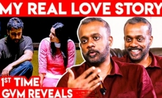I cannot reveal anything more about my love - Gautham Vasudev Menon interview